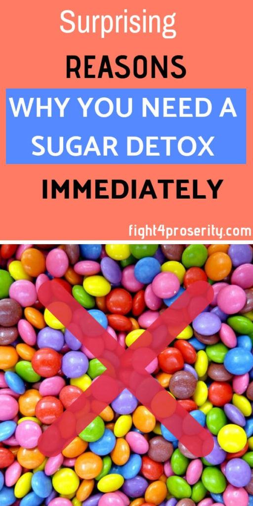 sugar detox/ sugar cleanse