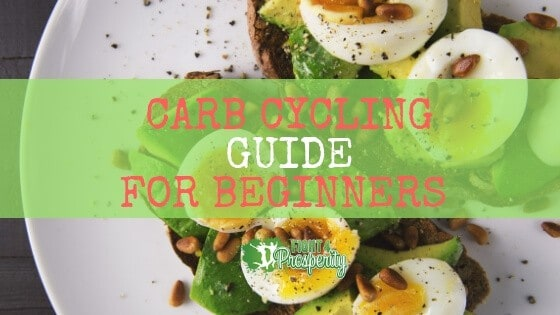 carb cycling diet for beginners