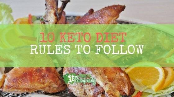 keto diet rules