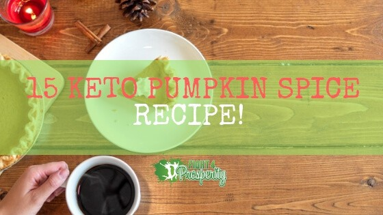 keto pumpkin spice recipe