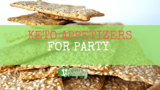 Healthy Low Carb keto Appetizers
