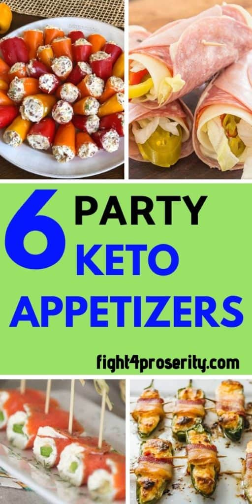 keto party appetizers