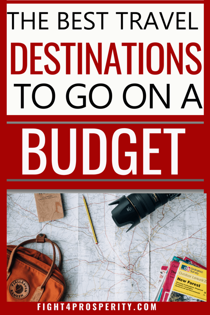 travel destinations on a budget