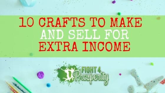 crafts to sell to make money